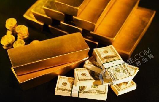 黄金价格波动因素